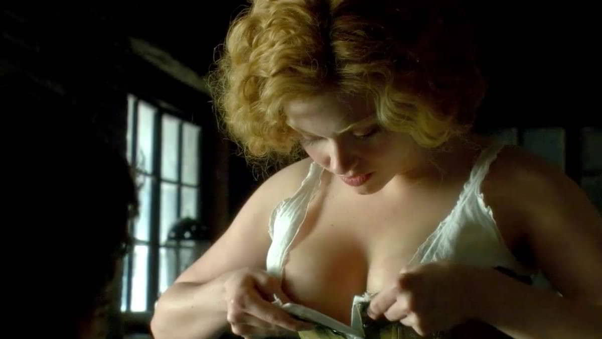 Naked jennie jacques 44 Sexy